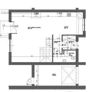 Dom w zabudowie szeregowej o powierzchni 136mkw